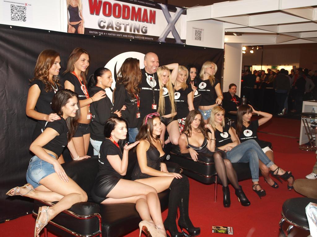 Woodman girls
